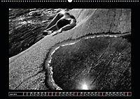 nude on the rocks (Wandkalender 2019 DIN A2 quer) - Produktdetailbild 6
