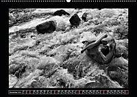 nude on the rocks (Wandkalender 2019 DIN A2 quer) - Produktdetailbild 11