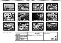 nude on the rocks (Wandkalender 2019 DIN A2 quer) - Produktdetailbild 13