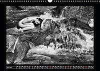 nude on the rocks (Wandkalender 2019 DIN A3 quer) - Produktdetailbild 4