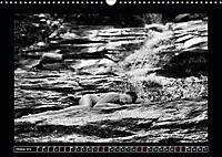 nude on the rocks (Wandkalender 2019 DIN A3 quer) - Produktdetailbild 10