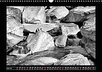 nude on the rocks (Wandkalender 2019 DIN A3 quer) - Produktdetailbild 5