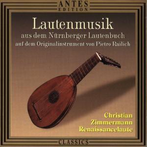 Nuernberger Lautenbuch, Christian Zimmermann