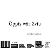 Nüt Isch Zwenig - Produktdetailbild 1