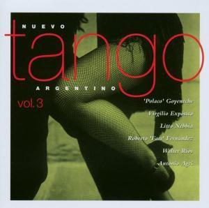 Nuevo Tango Argentino Vol.3, Diverse Interpreten