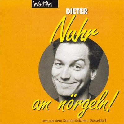Nuhr am nörgeln (Live), Dieter Nuhr