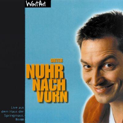 Nuhr nach vorn (Live), Dieter Nuhr