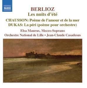 Nuits D'Ete/Poeme De L'Amour, Elsa Maurus, J.-c. Casadesus