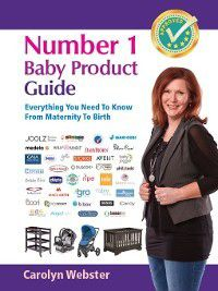 Number 1 Baby Product Guide, Carolyn Webster