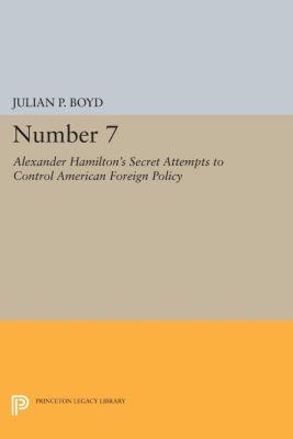 Number 7, Julian P. Boyd