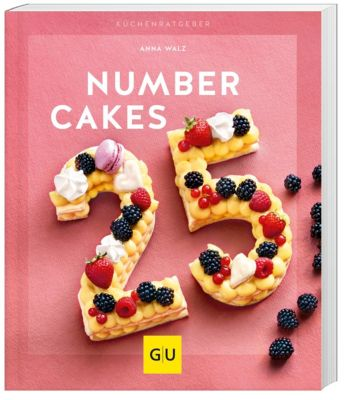 Number Cakes - Anna Walz |