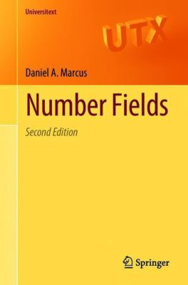 Number Fields, Daniel A. Marcus