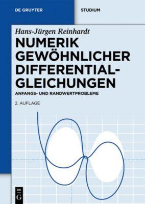 Numerik gewöhnlicher Differentialgleichungen, Hans-Jürgen Reinhardt