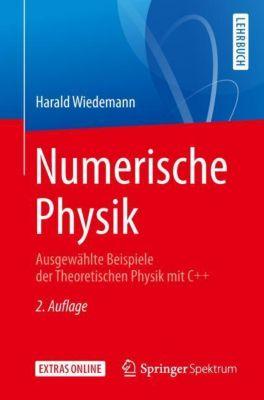 Numerische Physik - Harald Wiedemann |
