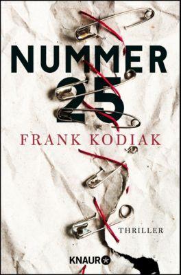 Nummer 25, Frank Kodiak