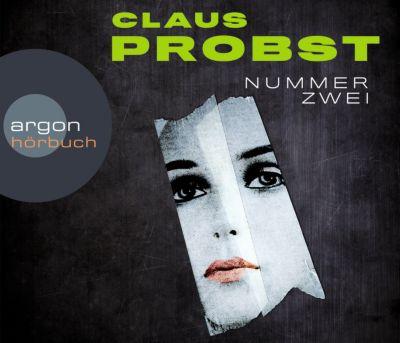 Nummer Zwei, 6 Audio-CDs, Claus Probst