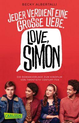 Nur drei Worte – Love, Simon: Nur drei Worte (Nur drei Worte – Love, Simon ), Becky Albertalli