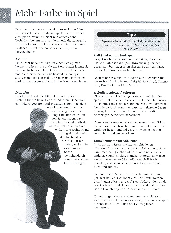 Nur für Anfänger - Ukulele, plus Audio-CD Buch - Weltbild.de