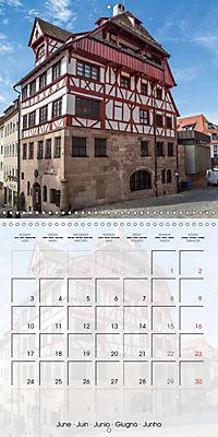 NUREMBERG (Wall Calendar 2019 300 × 300 mm Square) - Produktdetailbild 6
