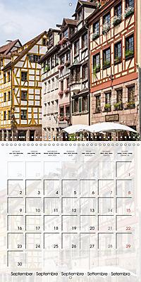 NUREMBERG (Wall Calendar 2019 300 × 300 mm Square) - Produktdetailbild 9