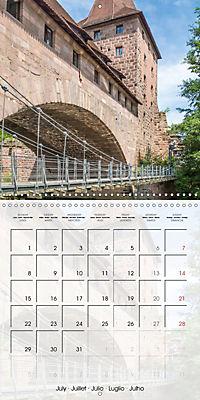 NUREMBERG (Wall Calendar 2019 300 × 300 mm Square) - Produktdetailbild 7