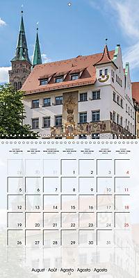 NUREMBERG (Wall Calendar 2019 300 × 300 mm Square) - Produktdetailbild 8