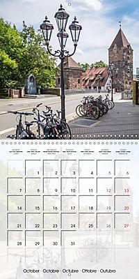 NUREMBERG (Wall Calendar 2019 300 × 300 mm Square) - Produktdetailbild 10