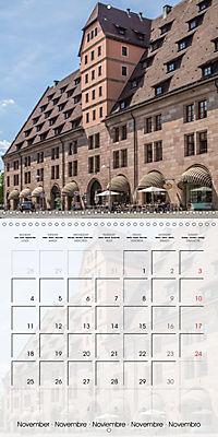 NUREMBERG (Wall Calendar 2019 300 × 300 mm Square) - Produktdetailbild 11