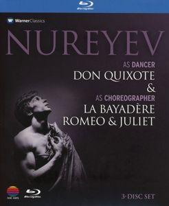 Nureyev Bluray Box, Rudolf Nureyev