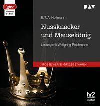 Nussknacker und Mausekönig, 1 MP3-CD, E. T. A. Hoffmann