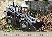 Nutz u. Baufahrzeugmodelle beim Dampfmodellbautreffen in Bisingen (Wandkalender 2019 DIN A3 quer) - Produktdetailbild 2