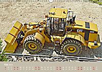 Nutz u. Baufahrzeugmodelle beim Dampfmodellbautreffen in Bisingen (Wandkalender 2019 DIN A3 quer) - Produktdetailbild 5