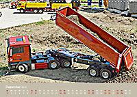 Nutz u. Baufahrzeugmodelle beim Dampfmodellbautreffen in Bisingen (Wandkalender 2019 DIN A3 quer) - Produktdetailbild 12