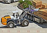 Nutz u. Baufahrzeugmodelle beim Dampfmodellbautreffen in Bisingen (Wandkalender 2019 DIN A3 quer) - Produktdetailbild 1