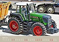 Nutz u. Baufahrzeugmodelle beim Dampfmodellbautreffen in Bisingen (Wandkalender 2019 DIN A3 quer) - Produktdetailbild 4