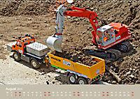 Nutz u. Baufahrzeugmodelle beim Dampfmodellbautreffen in Bisingen (Wandkalender 2019 DIN A3 quer) - Produktdetailbild 8