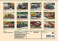 Nutz u. Baufahrzeugmodelle beim Dampfmodellbautreffen in Bisingen (Wandkalender 2019 DIN A3 quer) - Produktdetailbild 13