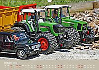 Nutz u. Baufahrzeugmodelle beim Dampfmodellbautreffen in Bisingen (Wandkalender 2019 DIN A3 quer) - Produktdetailbild 10