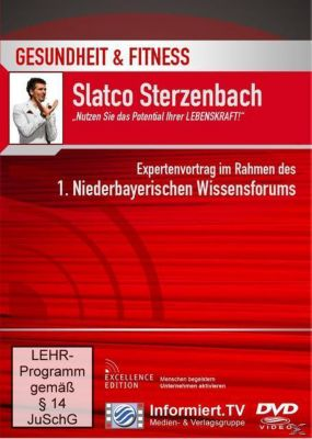 Nutzen Sie das Potenzial Ihrer LEBENSKRAFT!, Slatco Sterzenbach