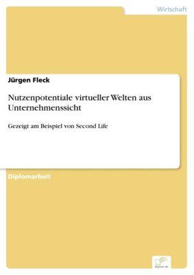 Nutzenpotentiale virtueller Welten aus Unternehmenssicht, Jürgen Fleck