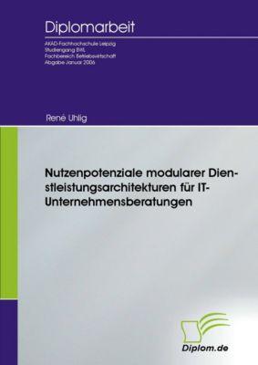 Nutzenpotenziale modularer Dienstleistungsarchitekturen für IT-Unternehmensberatungen, René Uhlig