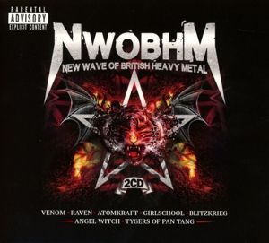 Nwobhm-New Wave Of British Heavy Metal, Diverse Interpreten