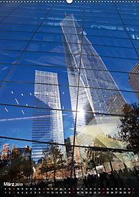 NYC Reflections (Wandkalender 2019 DIN A2 hoch) - Produktdetailbild 3