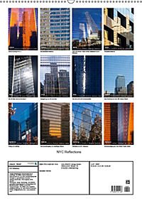 NYC Reflections (Wandkalender 2019 DIN A2 hoch) - Produktdetailbild 13