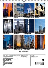 NYC Reflections (Wandkalender 2019 DIN A3 hoch) - Produktdetailbild 13