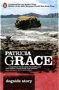 patricia grace potiki In potiki, patricia grace invites us in this is a simple story of good verses evil, weak versus strong, county v commerce, tangata whenua v greedy imperialists.