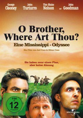 O Brother, where art thou?, Homer