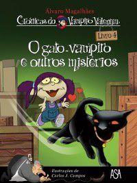 O gato-vampiro e outros mistérios, Álvaro;Campos, Carlos Magalhães