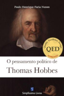 O Pensamento Político De Thomas Hobbes, Paulo Henrique Faria Nunes