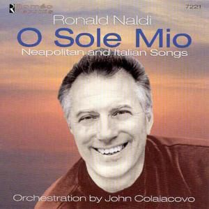 O Sole Mio, John Colaiacovo